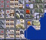SimCity SNES Address problems and keep the people happy and they'll gladly move in and establish more expensive buildings.