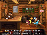 Donkey Kong Country 3: Dixie Kong's Double Trouble! SNES In a store