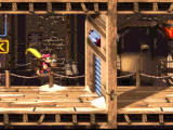 Donkey Kong Country 3: Dixie Kong's Double Trouble! SNES An in-house door-opening lever-pulling level