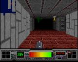 Testament Amiga The third level isn't quite as dungeon like