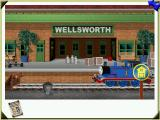 Thomas and Friends: Thomas Saves the Day Windows Pulling in to Wellsworth Station to collect a bucket of coal
