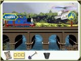 Thomas and Friends: Thomas Saves the Day Windows Harold the Helicopter needs help to recover his cargo and Thomas must find him some needed items