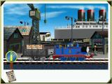 Thomas and Friends: Thomas Saves the Day Windows In the shipyard, click each crate to unload it