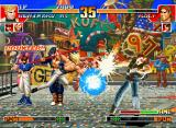 The King of Fighters '97 Neo Geo CD With a high rate of success, Benimaru Nikaido gets to perform his move Kuuchuu Raijin Ken in Ralf...