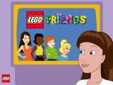 LEGO Friends Windows Title screen
