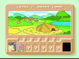 Kirby's Dream Land 3 SNES World map