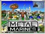 Metal Marines Windows 3.x Loading screen
