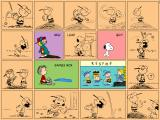 Peanuts: It's the Big Game, Charlie Brown! Windows The play options screen