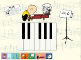 Peanuts: It's the Big Game, Charlie Brown! Windows ...Charlie Brown has to play the piano: a music memory game