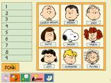 Peanuts: It's the Big Game, Charlie Brown! Windows Setting up the starting lineup