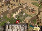 FireFly Studios' Stronghold Crusader Windows The barracks is the European Unit recruit building.