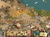 FireFly Studios' Stronghold Crusader Windows Fire can be used as a great defensive force. But it can also be used as an even greater offensive force!