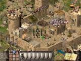 FireFly Studios' Stronghold Crusader Windows Assassins are the hitmans in the game. They are invisible for all units, excepting the case if they are close to each other.