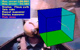 Blue Angels: Formation Flight Simulation DOS analyze your flight path
