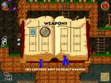 Brave Dwarves: Back for Treasures Windows Weapon of choice