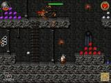 Brave Dwarves: Back for Treasures Windows This boss throws circles of flame at you.
