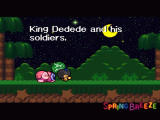 Kirby Super Star SNES The story