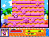 Kirby Super Star SNES This level looks quite suitable for Kirby...