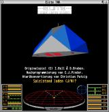 Elite: The New Kind Atari ST Title screen