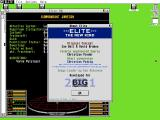 Elite: The New Kind Atari ST About requester