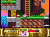 Kirby Super Star SNES If you touch this star, the door will open