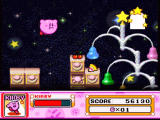 Kirby Super Star SNES Night falls on the Dream Land
