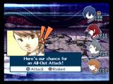 Shin Megami Tensei: Persona 3 PlayStation 2 It's time for an all out attack!