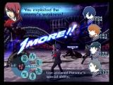 Shin Megami Tensei: Persona 3 PlayStation 2 I exploited the enemy's weakness!