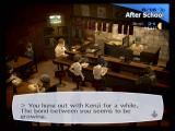 Shin Megami Tensei: Persona 3 PlayStation 2 Hanging out with Kenji to increase your friendship