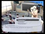 Shin Megami Tensei: Persona 3 PlayStation 2 Pay attention in class, the teacher may call on you to answer a question!