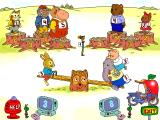 Richard Scarry's Busytown Windows How many animals = an elephant?