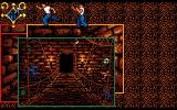 Clive Barker's Nightbreed: The Interactive Movie Amiga I have entered the underground city of Midian.