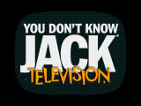 You Don't Know Jack: Television Windows The title screen.