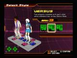Dance Dance Revolution SuperNOVA PlayStation 2 Versus mode