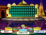 Wheel of Fortune Windows Playing a normal game against the computer.