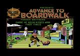 Advance to Boardwalk Commodore 64 Title
