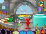 Elmo's Deep Sea Adventure Windows Oscar introduces the hand tool