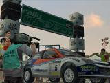 Colin McRae Rally 3 Windows Start line