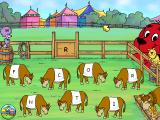 Clifford the Big Red Dog: Phonics Windows Round up the cows letter by letter