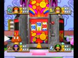 Mario Party 4 GameCube A special field event only for people who have used mini-mushrooms.