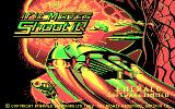 If It Moves, Shoot It! DOS Title Screen (CGA)