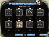 Spacebound Windows The puzzle mode: select one of the 24 puzzles available.