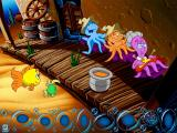 "Freddi Fish 4: The Case of the Hogfish Rustlers of Briny Gulch Windows One of these old-timers has a ""colorful"" role."