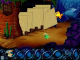 Freddi Fish 4: The Case of the Hogfish Rustlers of Briny Gulch Windows Free wood! Could it get any plainer?