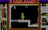 Baron Baldric: A Grave Adventure DOS Wandering around the opening area.