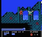 Gargoyle's Quest II NES No place to land?