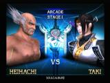 SoulCalibur II PlayStation 2 Hehachi vs Taki