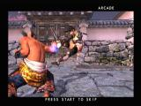 SoulCalibur II PlayStation 2 Instant replay