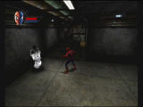 Spider-Man GameCube Web up bad guys during fights