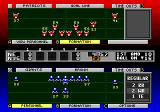 NFL Football '94 starring Joe Montana Genesis Play and form selection